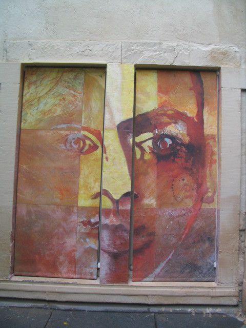 Decoration murale exterieure - Fresque sur mur exterieur ...