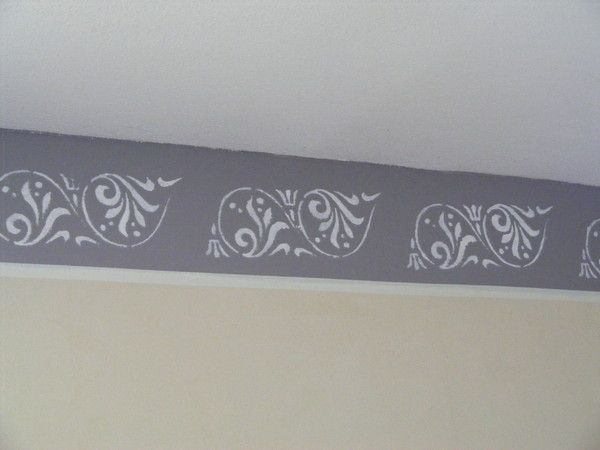Decoration Mur Frise