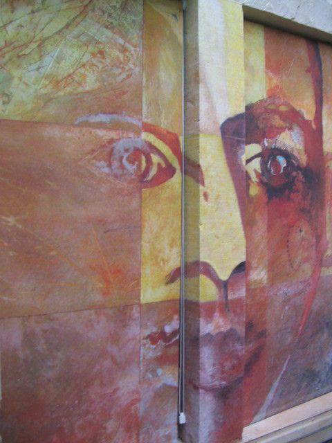 Fresque sur un mur ext rieur - Fresque sur mur exterieur ...