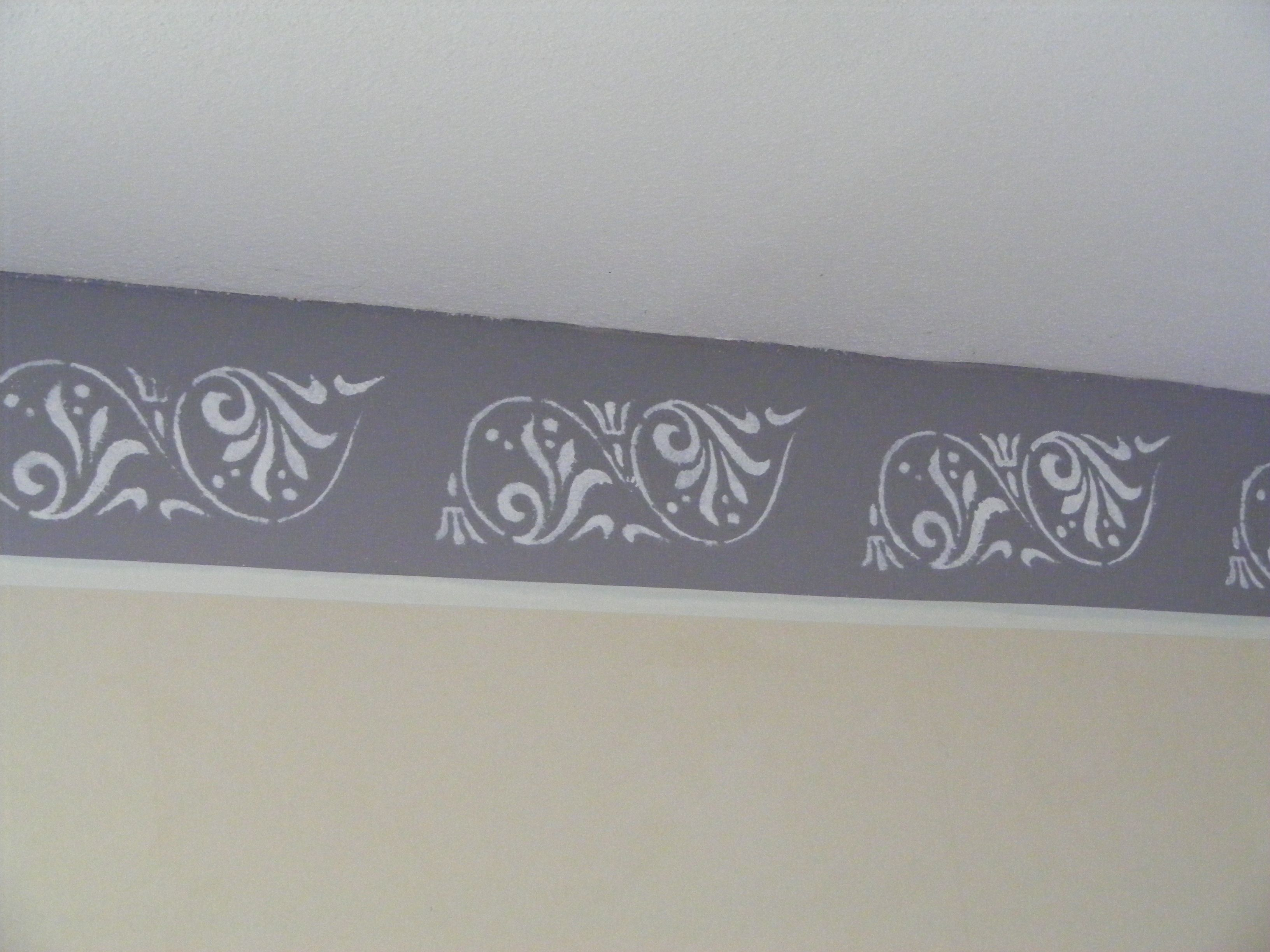 frise murale b b tattoo pictures. Black Bedroom Furniture Sets. Home Design Ideas